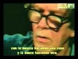 Fragmentos de Merce Cunningham, John Cage y Robert Rauschenberg