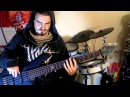 Pantera Domination Bass Cover by Marek b.H.