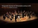 Tanguedia Quintet Sinfonietta Lentua: Concierto Para Quinteto (Piazzolla/orch. Sandås)