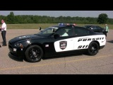 Chrysler What's New 2013, Charger Pursuit Cruiser