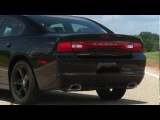 2012 Dodge Blacktop Charger Running Footage and Beauty Shots
