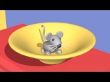 Малышам - Хопла Белая зайка - Серия 30