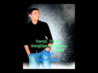 Tural Turan Sevgime Sadiqem Azeri Music 2012 FDS PRODUCTION