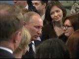 Путин о мигалках