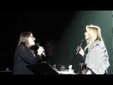 Lara Fabian, Elissa - Paris Showcase /15-01-2012/