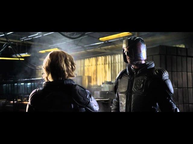 Судья Дредд Dredd 3D 2012 дубл
