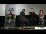 Марк Алмонд на кинофестивале Бок о Бок в Петербурге