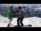 Dançando Zouk nos Alpes Suíços - Zouk Improvisation