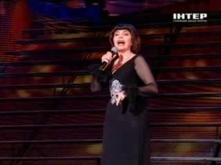 2011 Mireille Mathieu - Выступление на 15-летии телеканала Интер