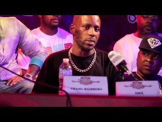 Rock the Bells NYC Press Conference w/ Sean Price, DMX, Jadakiss, Jim Jones & More