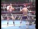 Stan The Man Longinidis vs Nobuaki Kakuda - K-1 Highlights