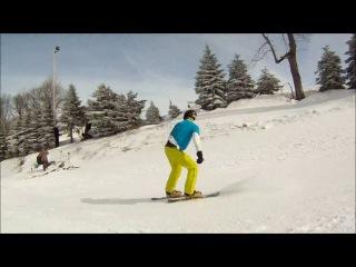 January 2013 Skiboarding Mini Edit - Kirk Thompson - RVL8 Skiboards