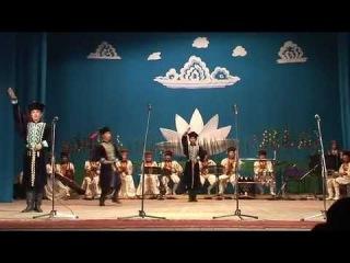 Калмыцкие народные танцы. Часть 5