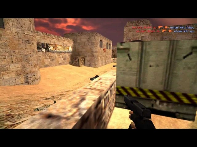 GeT_RiGhT vs eSrael @ ESWC 2011