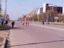 69-ая лёгкоатлетическая эстафета. Сурнев Роман.
