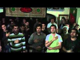 Видео утешение (Имама Хусейна) в Бейт Ал-Захраа в Беларуси в Минске (2)