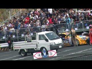 D1グランプリお台場2012チャンピオンズ(追走1回戦)