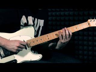 Fusion Licks Guitar Lesson - Dmaj (Vladimir Dimov)