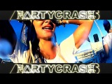 PARTYCRASHER (VIDEO) - SEASIDE CLUBBERS - VIENNA ELECTRONICA ALARM MIX