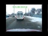 Скорая помощь, спешит на помошь Павлодар 2012