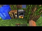 Minecraft Survival Island. Серия 1