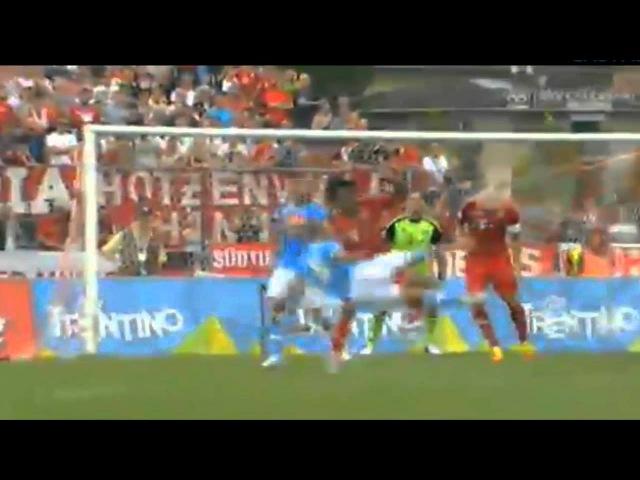 FC Bayern München 23 SSC Napoli - all goals