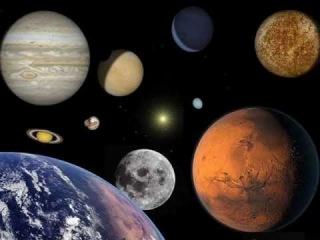 Запоминайка Планеты Солнечной системы. Для детей от 3х лет.