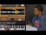 George Duke Soul Treasures - Keyboard Phrase Instrument by Native Instruments