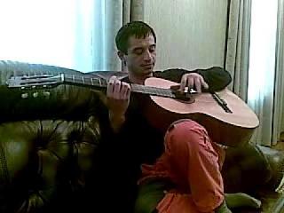 Вахид Аюбов - Доля Воровская (На Гитаре)