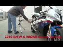 BMW S1000RR Sound Testing at Two Brothers Racing