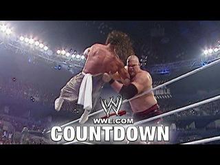 WWE Countdown: Amazing Rumble Eliminations