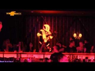 Promogroup INFINITY robot Krayman night club Кокос