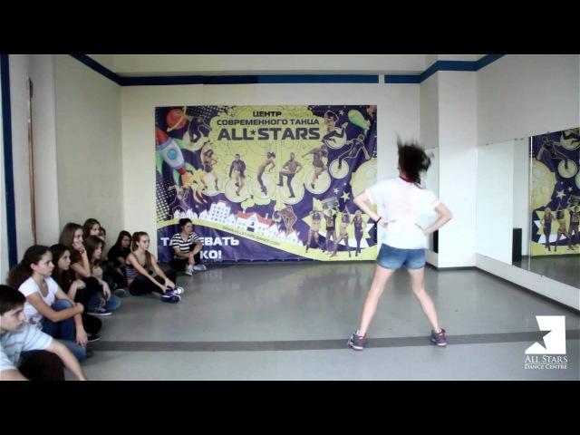 Video Violence -- Go Getta. Jazz Funk by Zyabreva Olya .ALL STARS WORKSHOP