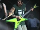 Pantera - Phil plays Raining Blood and Black Magic by Slayer - Hultsfred Sweden 1995