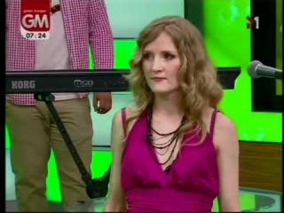 Гурт TARTILA в передаче GUTEN MORGEN на канале M1. 22.05.12.