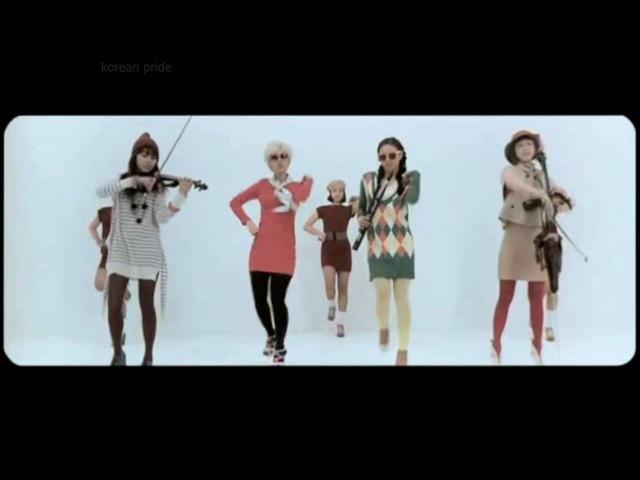 Vanilla Lucy Flying Girls bihaeng sonyeo 비행 소녀 14 04 2010