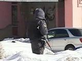 В Красноярском крае подозреваемый устроил перестрелку с полицией, когда его пришли задерживать - Первый канал
