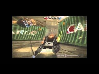 Warface - Простафиля и Daewoo k1(ПП)