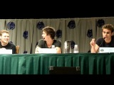 TVD Panel at Dragon Con 2012 part 1