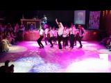 Broаdway Jazz-тренер Марта Носова-All Stars Birthday party 2012