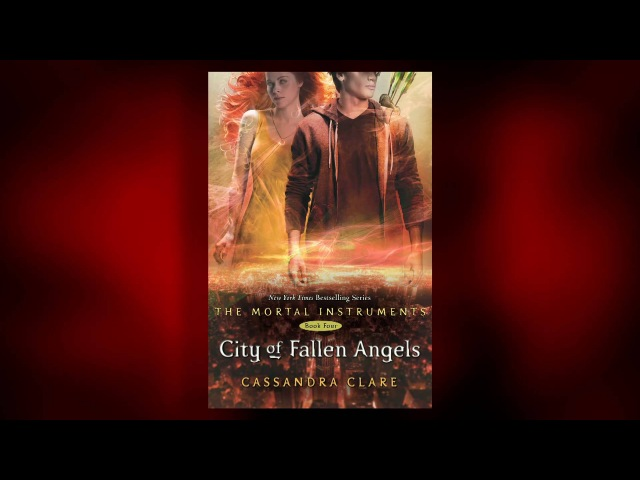 Официальный тизер к книге Город падших ангелов Сумеречные охотники 3