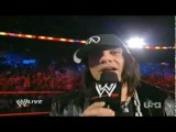Criss Angel Guest host on WWE Raw