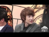 [SHINee] | [HD/FANCAM] 111106 Surprised Minho Whuaa~! | 안녕하세요 Recording