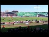 Original Video: Tifo Du Derby 111 sur aljazeera raja vs wydad (wac) 2012