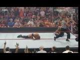 Randy Orton wins the WWE Championship at Backlash (2009)