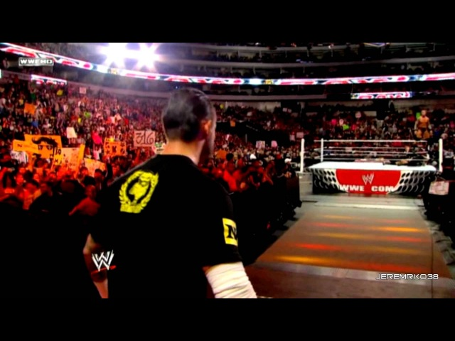 WWE Promo Officiel - Wrestlemania 27 - Randy Orton vs CM Punk