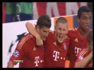 Бавария 2-0 Ман.Сити Лига Чемпионов