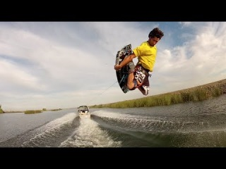 Fox Wake Nor Cal Crue Trailer #3 - featuring Derek Cook