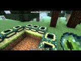 Minecraft: How to make a portal to the ender realm!!!