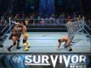 Nexus Vs John Cena & Randy Orton Tag Team TLC (WWE Universe) (SmackDown Vs RAW 2011) (Xbox 360)